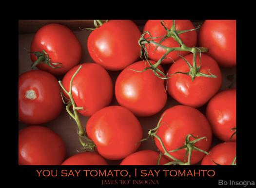 tomato-tomahto
